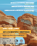 2012 AAHS Annual Meeting Program Brochure