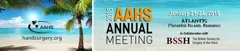 AAHS Annual Meeting